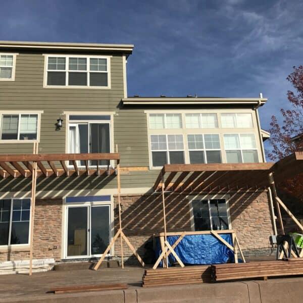 Aurora Deck Build